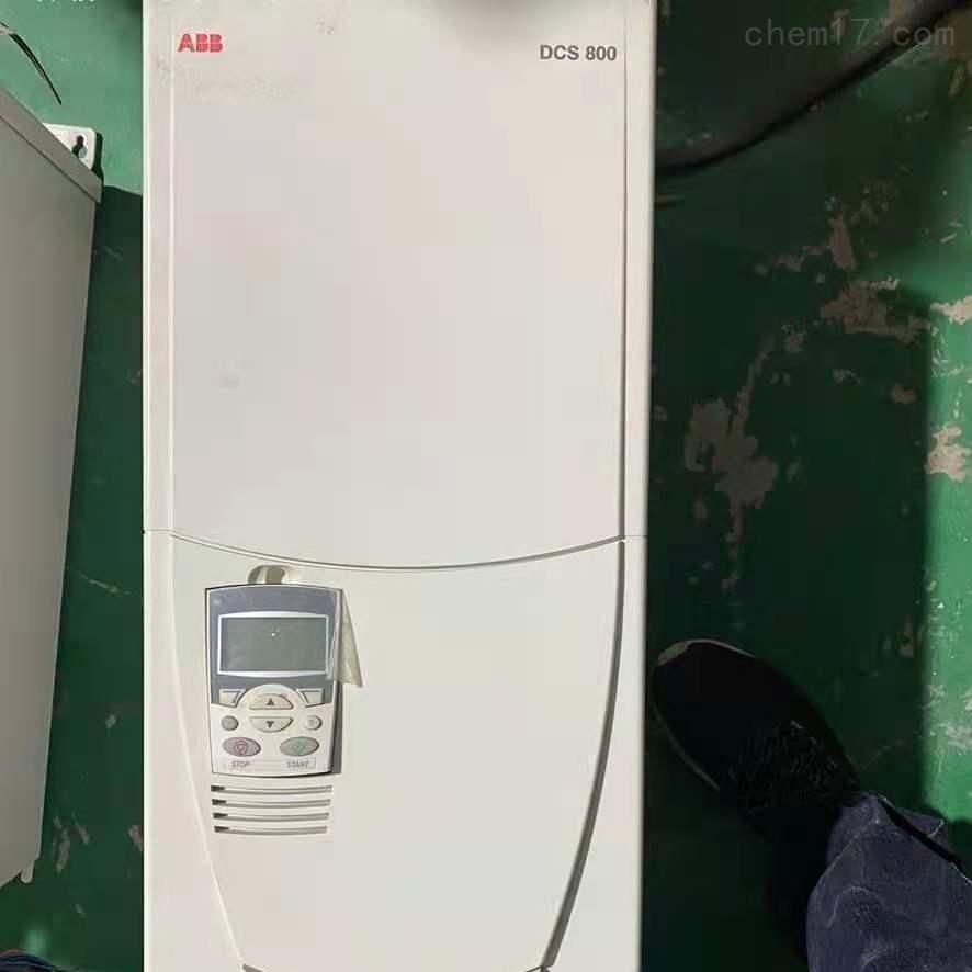 ABB直流调速器上电面板报警F514修理电话