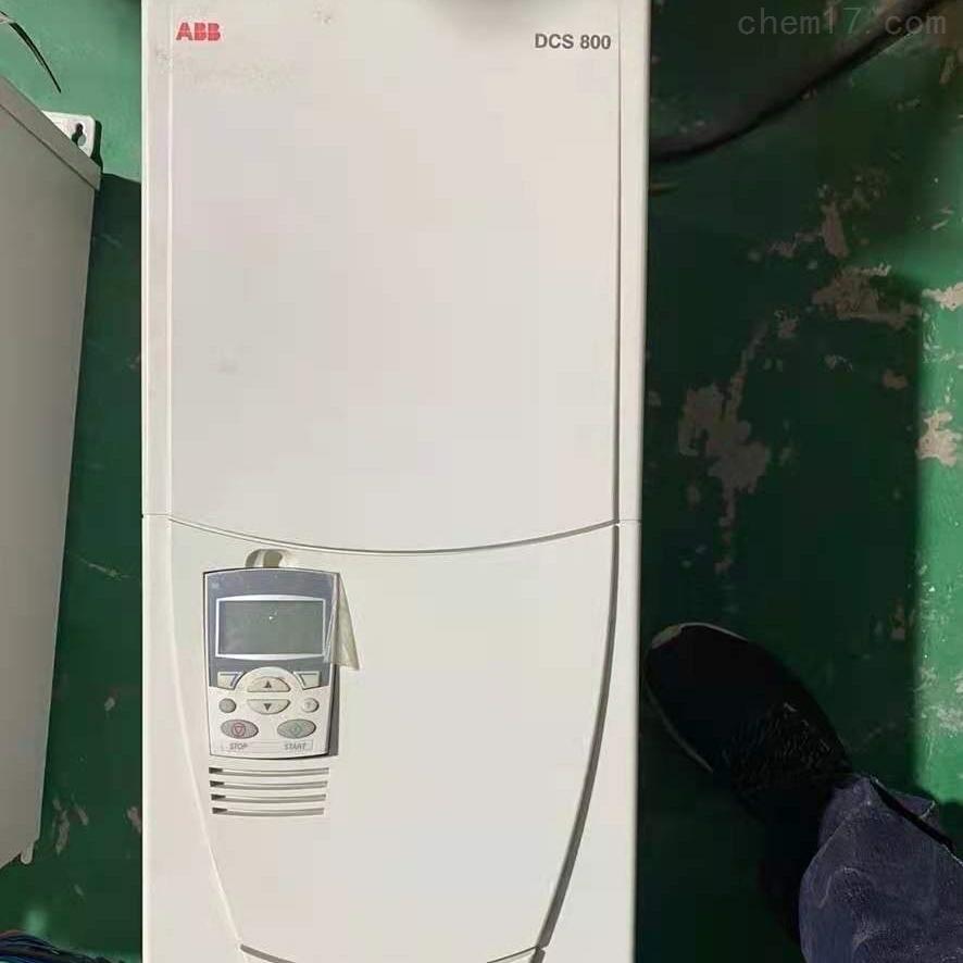 ABB直流变频器开机无法启动/启动不了修理