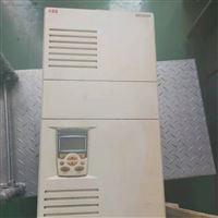 ABB直流变频器开机面板显示报警501修理检测
