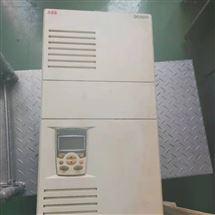 ABB一天修好ABB直流变频器开机显示报警F502维修方法