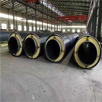 529钢套钢硬质防腐蒸汽保温管