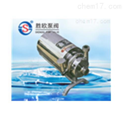 自吸式不銹鋼衛生泵