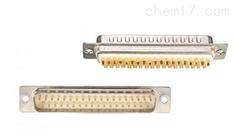 37针D-sub公端焊杯pcb型连接器