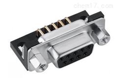9针母端PCB型直角D-sub连接器