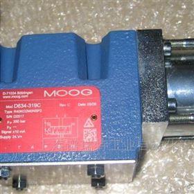 MOOG伺服阀J761-004苏州特价正品直发