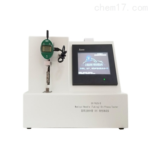 无菌注射针刚性测试仪