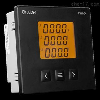 西班牙Circutor电能质量分析仪CVM-C5-IC