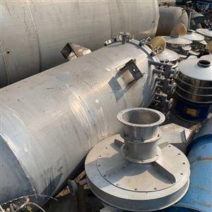 回收二手乳品螺旋板换热器