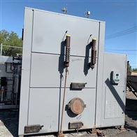 二手1.5吨生物质燃料蒸汽发生器