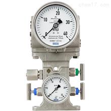 WIKA压力表712.15用于液化气罐中的液位检测