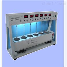 六聯數顯恒溫測速電動攪拌器