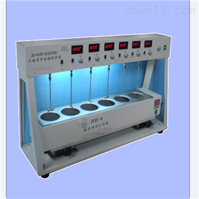 CK-JJ-4AB六聯數顯恒溫測速電動攪拌器