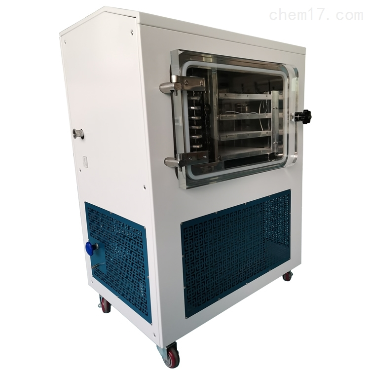<strong>LGJ-30FD中型蛋白冻干粉真空冷冻干燥机</strong>