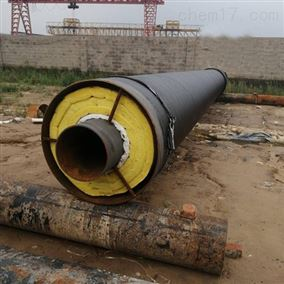 聚氨酯钢套钢热力保温管道