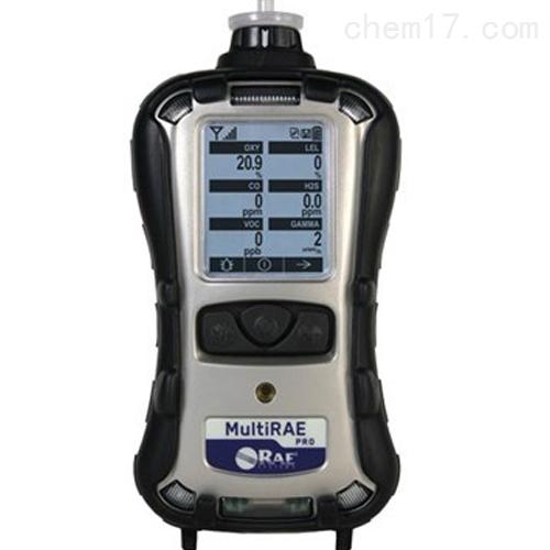 华瑞MultiRAE Pro 六合一气体/射线检测仪