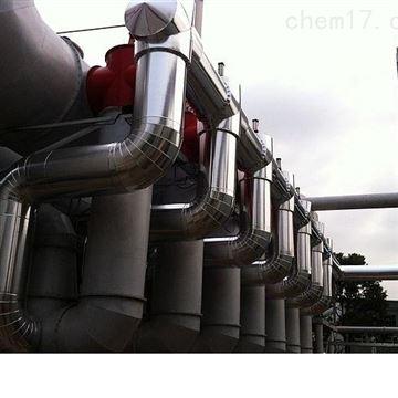 机房设备管道保温
