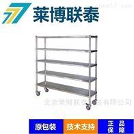 PB-5/5层不锈钢大小鼠饲养笼平板架