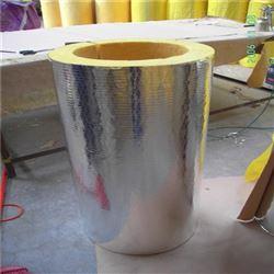 高密度玻璃棉管厂家提供