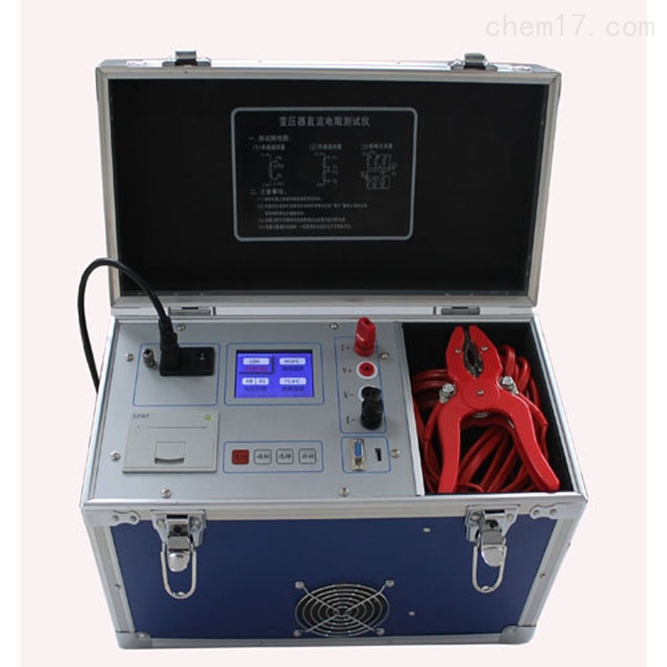 三相直流电阻测试仪 变压器综合试验台