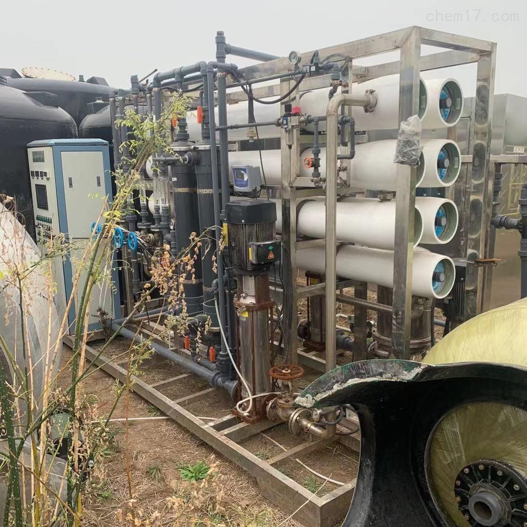 长期高价回收二手水处理设备