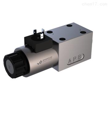 万福乐wandfluh电磁阀WDMFA10-ACB-G24/WD