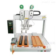 ME-HXJ6441S米恩HXJ6441S四轴双平台双焊头自动焊锡机