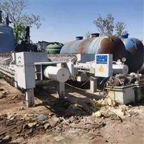 回收二手景津程控隔膜压滤机