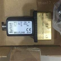 125339详细介绍BURKERT黄铜电磁阀
