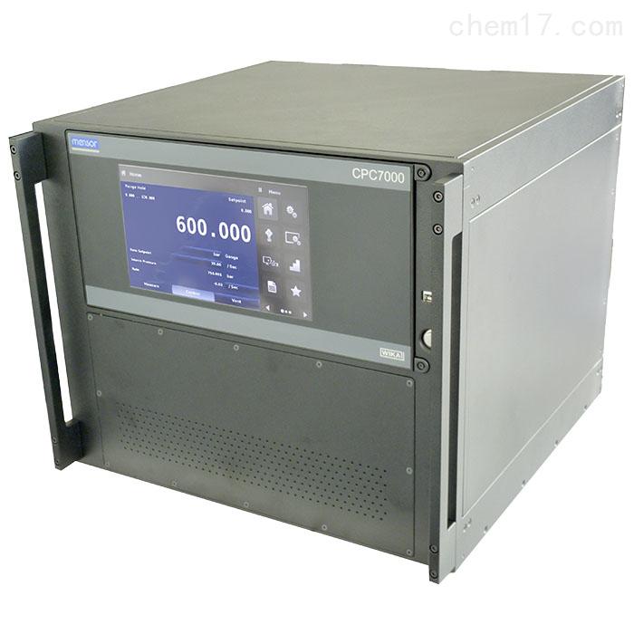 WIKA威卡气动型高压控制器CPC7000