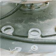 二手定量护肤品类膏霜玻璃瓶灌装旋盖机