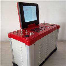 便携式烟气分析仪 锅炉烟道检测方法