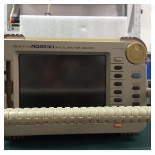 AQ6330光谱分析仪ANDO安立Anritsu维修价格