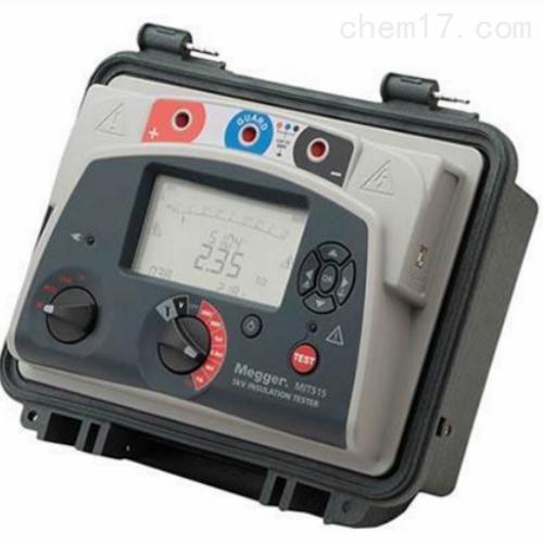 MIT515绝缘电阻检测仪MIT525美国梅格Megger