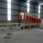 水泥基匀质板设备 颗粒板切割锯生产线