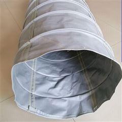 天圆地方硅钛合金布通风软连接