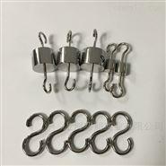 不锈钢定制砝码,双勾5公斤砝码生产厂家