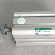 现货供应SSD系列CKD省空间型气缸