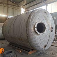 10吨 15吨厂家加工304材质液体干粉不锈钢反应釜