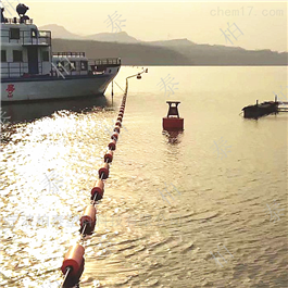 FT700*800拦污漂排浮筒可以拦截隔离水面漂浮垃圾