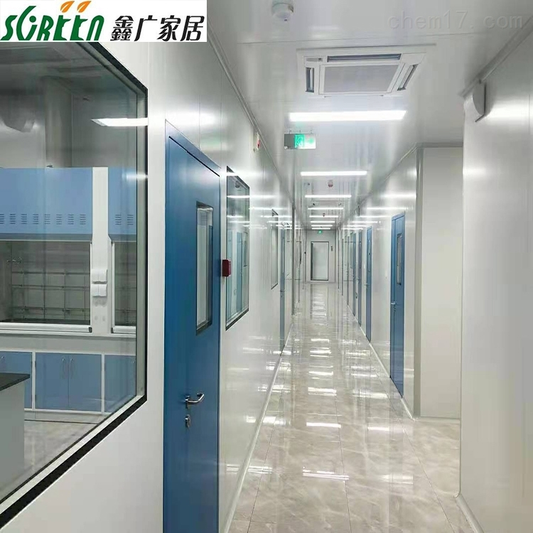 潍坊实验室实验台,净化工程