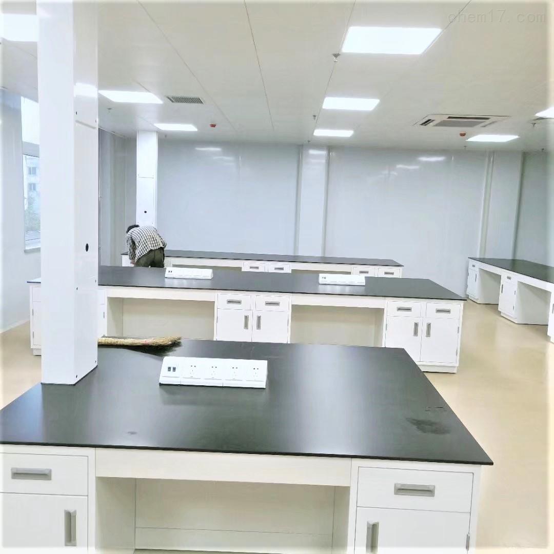 河北全钢实验台制造厂家防火板台面实验台 实验室工作台定制