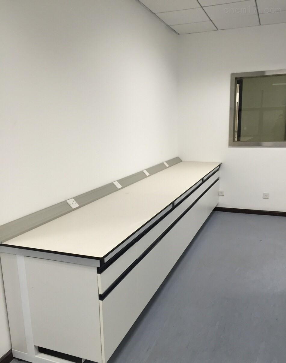 广西全钢实验台制造厂家钢木实验台柜定制