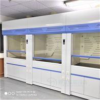 TF601中山实验台通风柜管道设备