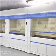 T006农科所研发室全钢通风柜上门安装