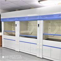 T006工厂实验室通风柜上门安装