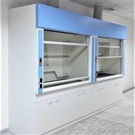 YINJIANG-Z-01四川可拆装化妆品厂PP实验室管道系统通风柜