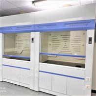 YIN-11贵州水质检测实验室PP通风柜厂家