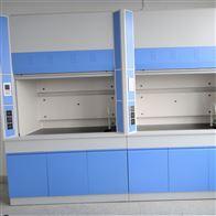 YJTF贵州环境保护检测无甲醛全钢走入式通风柜