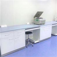 YJSY-05云浮耐刮建筑工程检测PP实验台实验室工作台