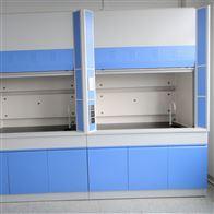 T22四川制药厂实验室家具不脱层PP落地式通风柜